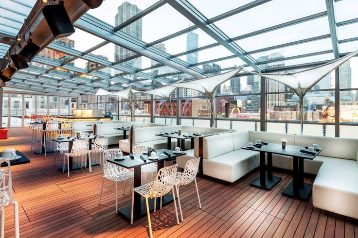 10 Chicago Rooftop Bars That'll Be Open Year Round