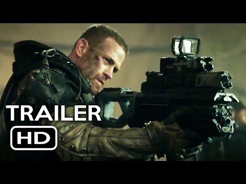 Awesome movie! -Spectral Official Trailer #1 (2016) Netflix Sci-Fi Action Movie HD - YouTube