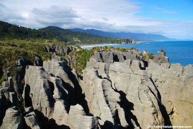 Pancake Rocks New Zealand  6 Must-Do's in New Zealand's South Island