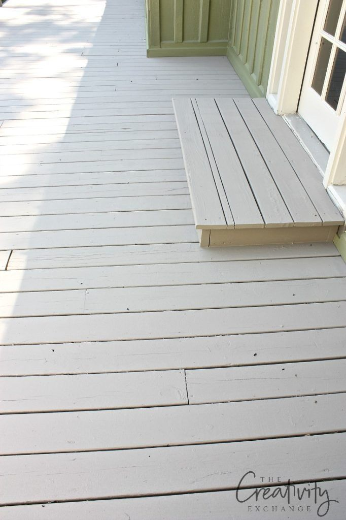 Best Paints To Use On Decks And Exterior Wood Features Decks Exterior Features Paints Wood In 2020 Deck Paint Staining Deck Deck Colors