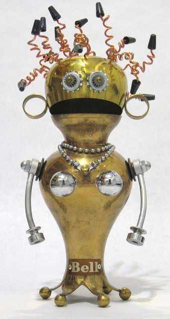 Bell  by Rivethead Robotics, via Flickr