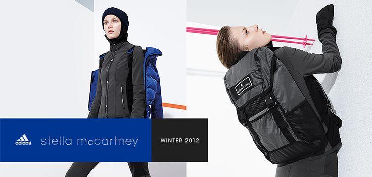 Коллекция adidas by Stella McCartney FW-201112 (осень-зима)