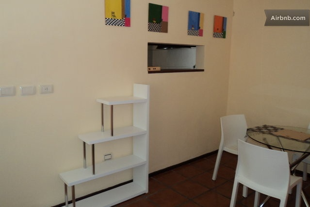 1 Br Belgrano Apartment with Patio in Buenos Aires