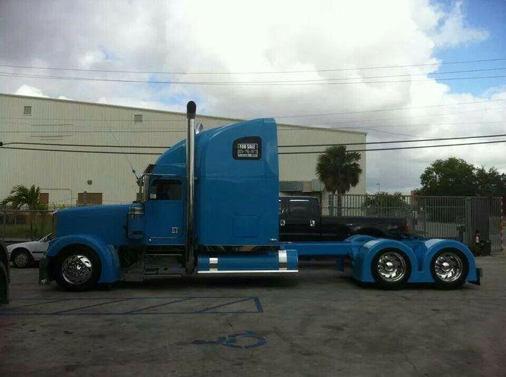Custom Freightliner Classics Custom Freightliner Classic