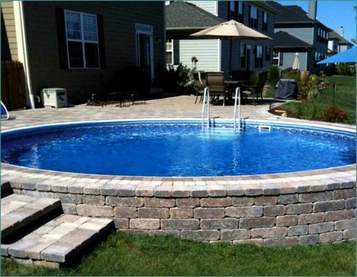 Posts Related To Above Ground Pools With Decks Around Them Pools Ponds Water Features