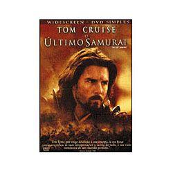 DVD O Último Samurai