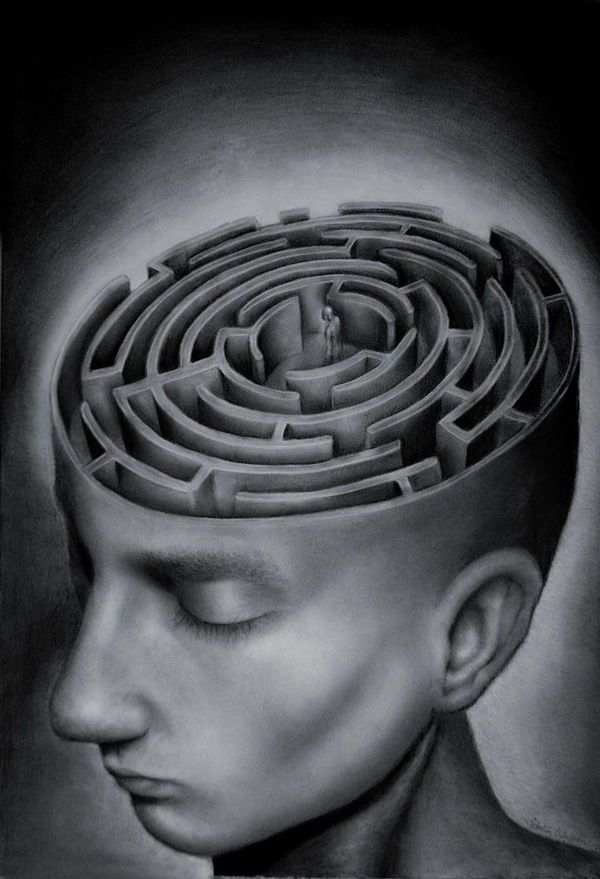 30 Mind Blowing Surreal Paintings | http://art.ekstrax.com/2015/07/mind-blowing-surreal-paintings.html