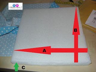 Stuhlkissen selber nähen - Schritt für Schritt Anleitung (für Anfänger geeignet) - Mamahoch2