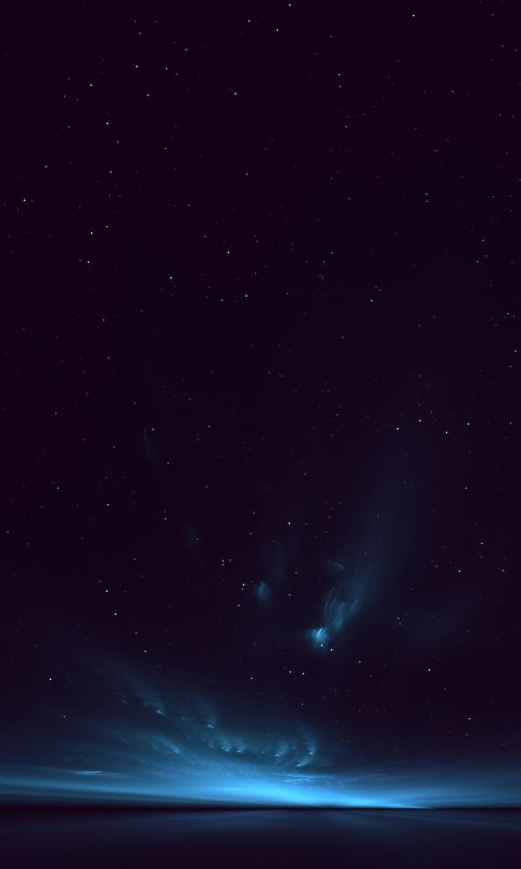 Download Wallpaper 480x800 Light, Sky, Stars, Background HTC, Samsung Galaxy S2/2, Ace 480x800 HD Background