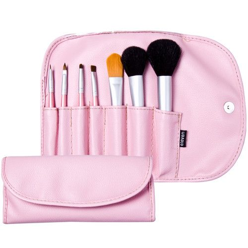 Eleven Makeup Set Mayfair Pink, 7 delar