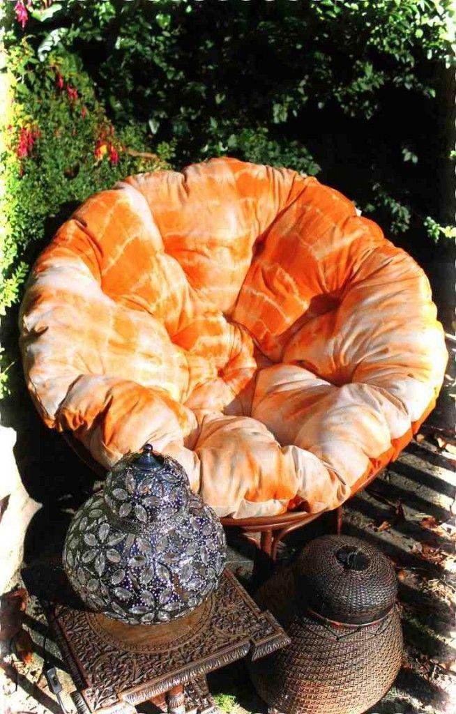 42 besten papasan cushion bilder auf pinterest m beldesign papasan stuhl und stuhlkissen. Black Bedroom Furniture Sets. Home Design Ideas