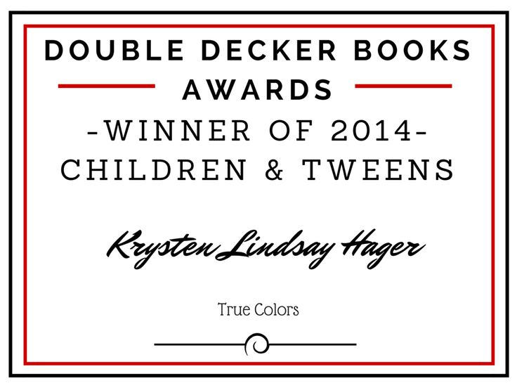 Winner of 2014 Children & Tweens