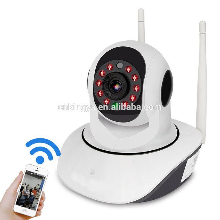 1280*720P IP NETWORK WIFI HD SECURITY CCTV CAMERA PTZ IR-CUT DAY AND NIGHT SD64GB H.264 V380