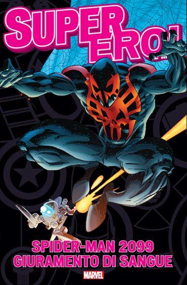 26. SPIDER-MAN 2099