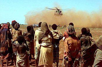 Somali Civil War - New World Encyclopedia