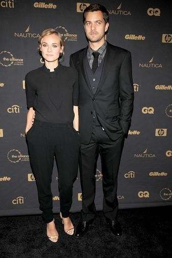 black on black... throw in Pacey for good measure