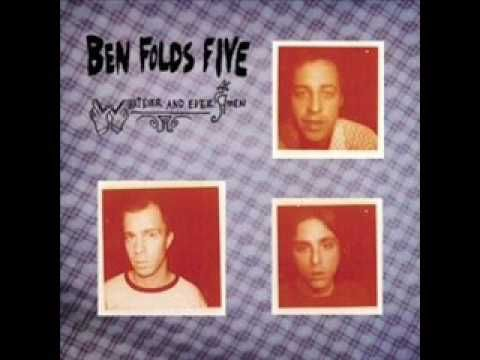 Song for The Dumped- Ben Folds Five everybody feels this way at least one time in their life
