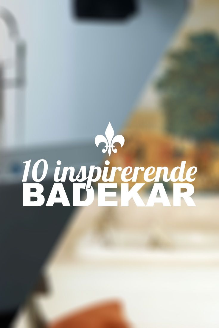 Usikker på hvilket badekar som får deg til å se ut som en dronning? Tusenvis lurer på det samme.  Det finnes et svar. 10 inspirerende #badekar du kan stole på: http://handlebad.no/blogg/10-inspirerende-badekar/