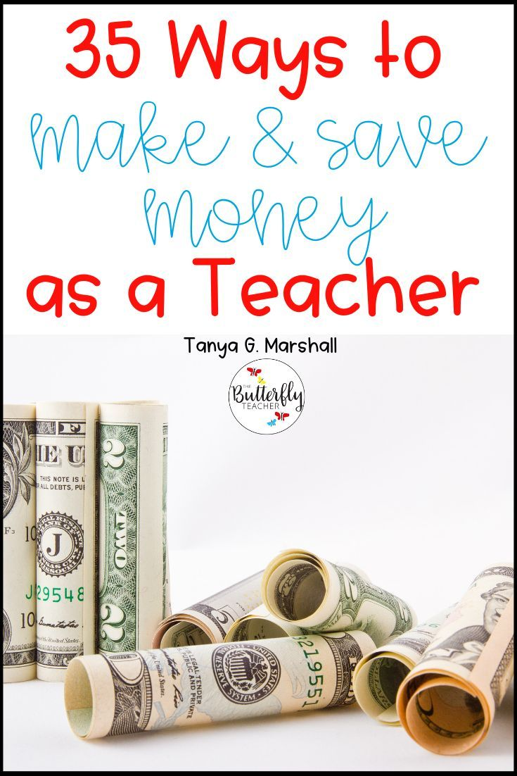 what can teachers do to make more money