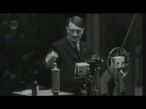 Adolf Hitler Speech  The Wandering Parasite