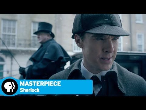 "Here's The First Clip Of The ""Sherlock"" Christmas Special!!!! @colemanhope77"