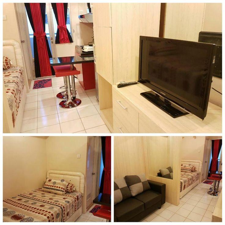apartemen studio full furnish disewakan gading nias