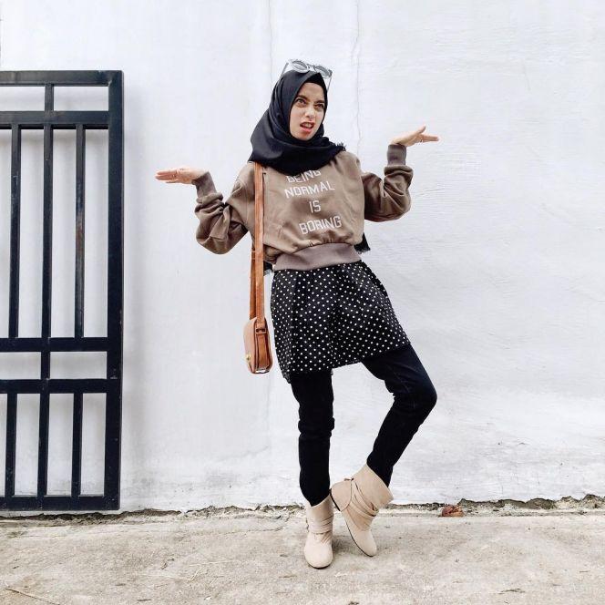 """Résultat de recherche d'images pour """"style hijab casual 2016"""""""