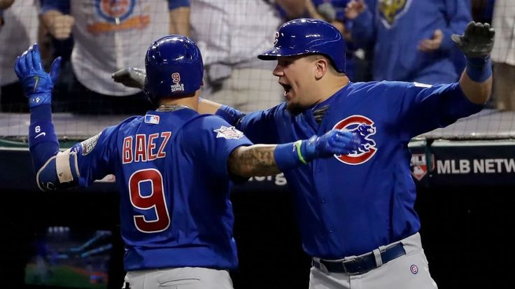 #ChicagoCubs win crazy Game 7 to clinch first #WorldSeries title since 1908   Big congrats to #Chicago. The #Cubs did it! #WorldSeries