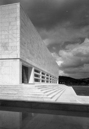 Casa delle armi | Scorcio edificio palestra