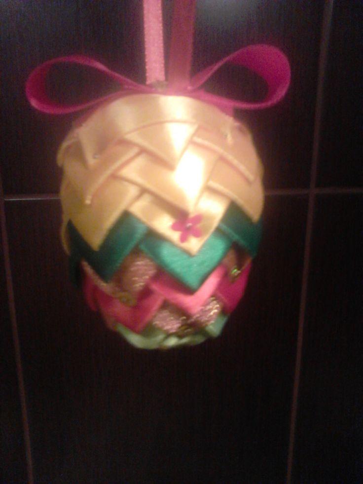 Jajeczko wiosenne...