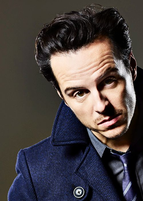 Andrew Scott, the most delectable thing on the planet. . Oops, did I say that out loud? ! I'm sooooooo changeable ;)