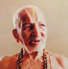 Tirumalai Krishnamacharya- renowed yoga teacher, scholar and ayurvedic healer