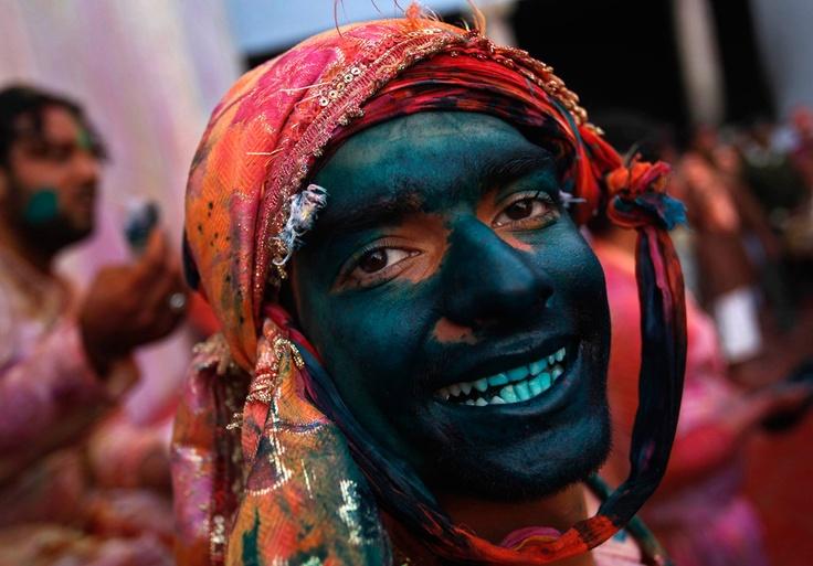 Pin by justaju جستجو on Holi Kay Rang | Holi festival