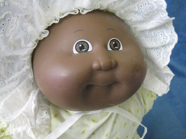 Black Cabbage Patch Doll On Pinterest Cabbage Patch Kids