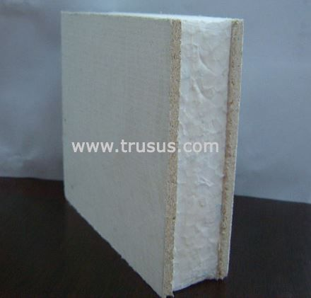 TRUSUS CE Certificate Magnesium Oxide Sandwich Panel