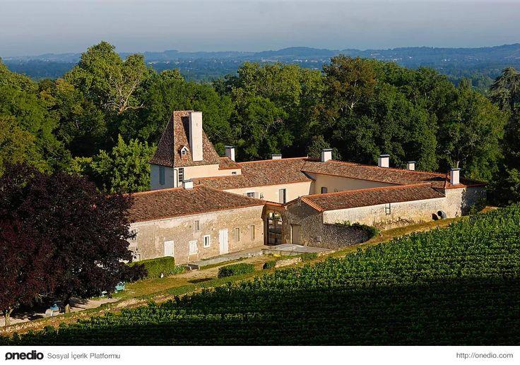 Eski bir şarap bölgesi: Bordeaux
