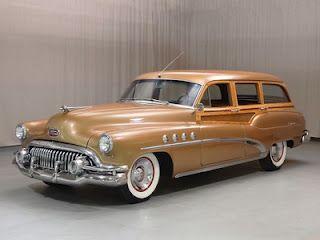 1952 Buick Roadmaster Estate Wagon  authorbryanblake.blogspot.com.