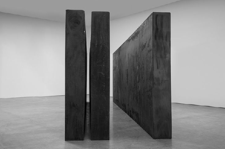 "Richard Serra - ""Trough"" , 2015. #Sculpture"