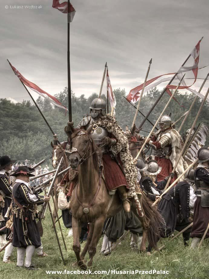Polish Winged Hussars - husaria