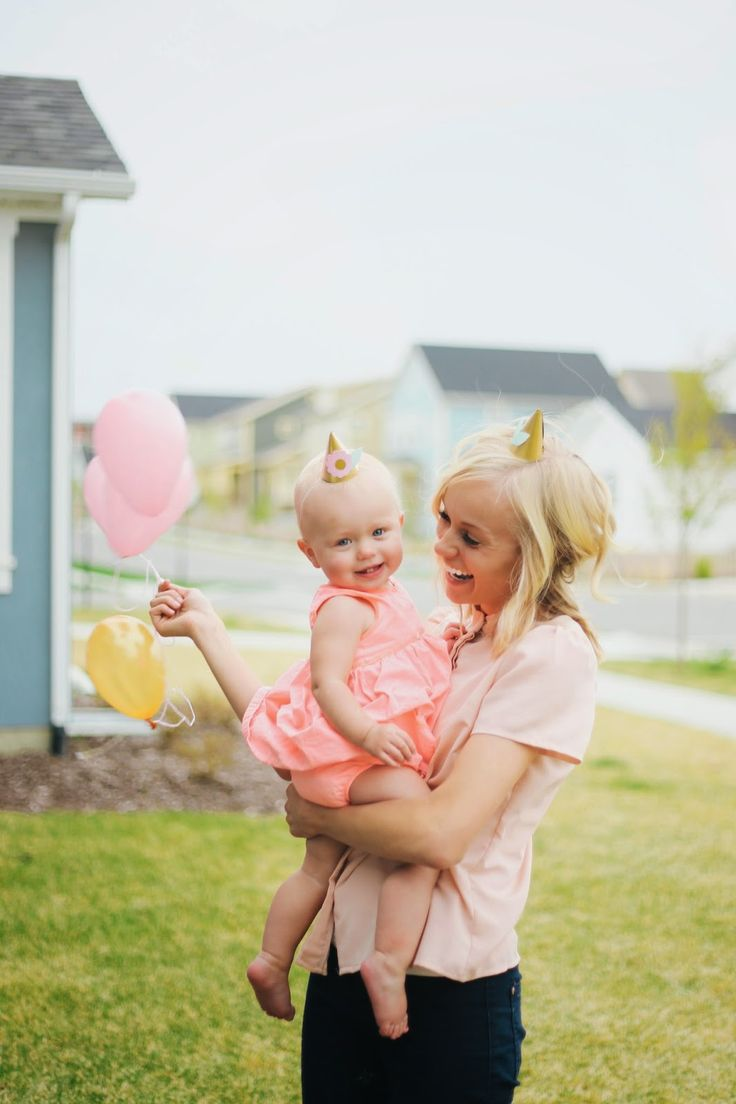 A Tiny Girl Turns One | Something Devine