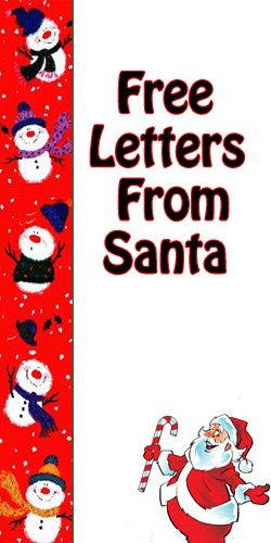 free letter from santa 17 best ideas about free letters from santa on 21854 | 864ddc1f96585cd8c5c276cbccfa34c2