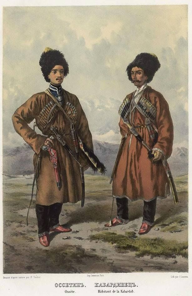 Ossetian & Kabardian