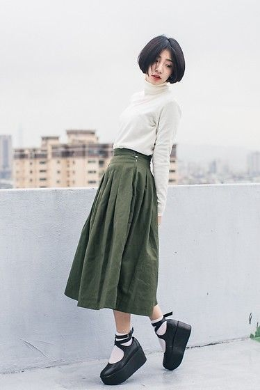 Get this look: http://lb.nu/look/8116914  More looks by Jia Lin: http://lb.nu/lin_jia  Items in this look:  Muji