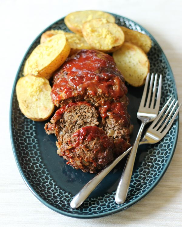 A quick and simple recipe for gluten free Italian Meatloaf