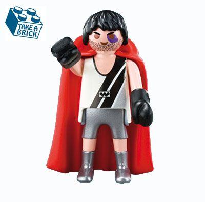 Playmobil Figure Serie 1 Boxer