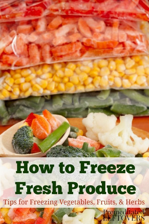 425 best food preservation images on pinterest preserves canning directions for freezing fresh produce how to freeze vegetables fruits and herbs tips for preparing freezing and storing fruits forumfinder Gallery