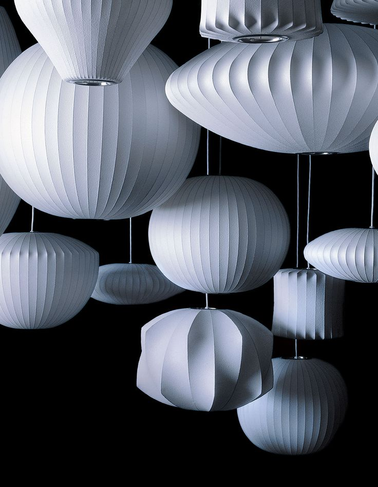 Clipped from Dwell #clippings Modernica lighting
