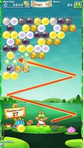Puzzle Bobble, Games for LINE app, puzzle games for mobile