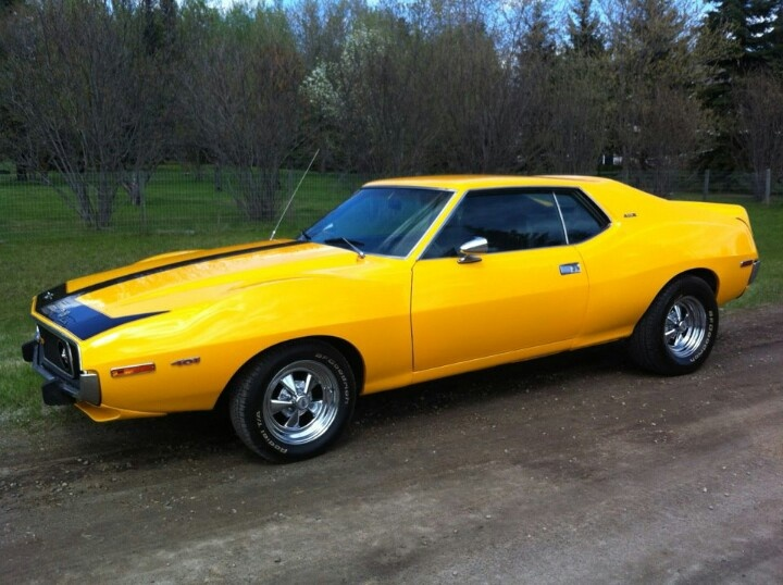 17 Best images about AMC Javelin on Pinterest ... Yellow Javelin Car