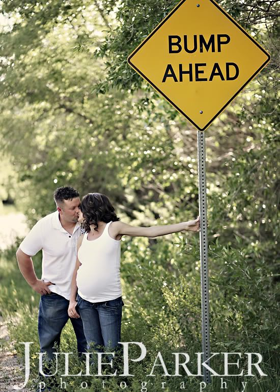 Bump Ahead! LOVE!